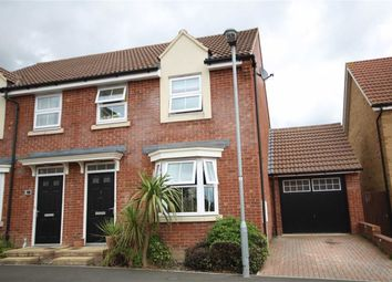 Thumbnail 3 bedroom semi-detached house for sale in Slade Street, Manor Brook, Swindon