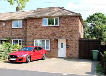 Thumbnail 2 bed end terrace house for sale in Southern Way, Wolverton, Milton Keynes