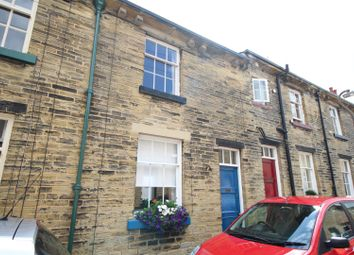 Thumbnail 1 bed terraced house to rent in Edward Street, Saltaire, Shipley