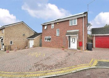 Thumbnail 4 bed detached house for sale in Bledlow Rise, West Hunsbury, Northampton