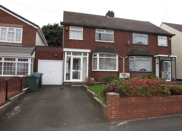 Thumbnail 3 bed semi-detached house for sale in Ashtree Road, Oldbury