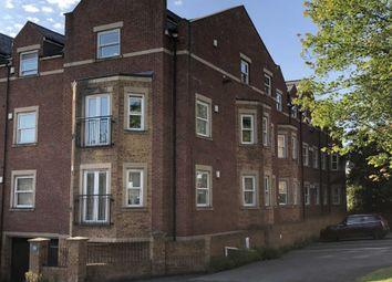 Thumbnail 2 bed flat for sale in Kirklee House, Darlington