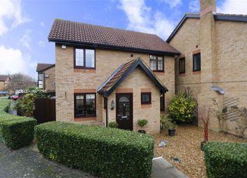 Thumbnail 3 bedroom detached house for sale in Morebath Grove, Furzton, Milton Keynes