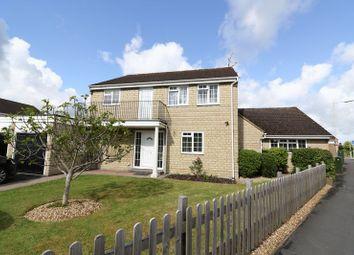 Thumbnail 5 bed detached house for sale in Thames Avenue, Greenmeadow, Swindon