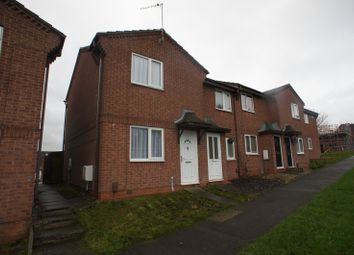 Thumbnail 2 bed end terrace house to rent in Bishops Drive, Oakwood, Derby