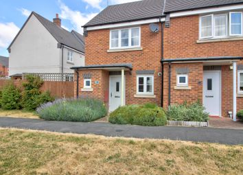 Thumbnail 2 bed town house for sale in Outlands Drive, Hinckley