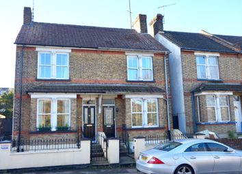 Thumbnail 3 bed semi-detached house for sale in Capstone Road, Chatham