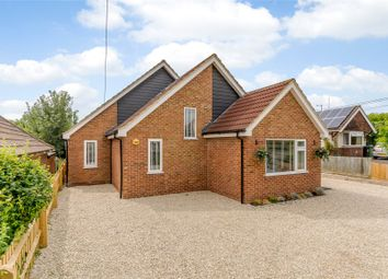 Thumbnail 4 bed bungalow for sale in Blewbury Road, East Hagbourne, Didcot