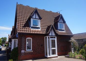 Thumbnail 2 bed semi-detached house for sale in Royal Oak Court, Sleaford