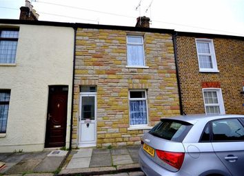 Thumbnail 2 bedroom terraced house for sale in Montague Road, Ramsgate, Kent
