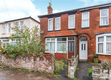 Thumbnail 3 bedroom semi-detached house for sale in Harefield Road, Southampton