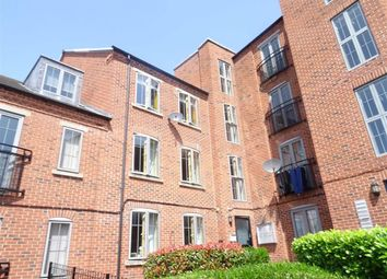 Thumbnail 3 bedroom flat for sale in Trinity Lane, Hinckley