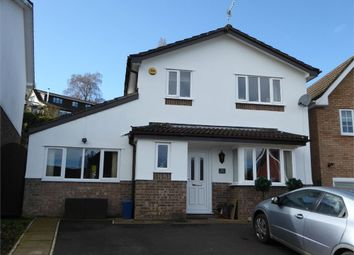 Thumbnail 3 bed detached house for sale in Deans Hill, Chepstow, Monmouthshire
