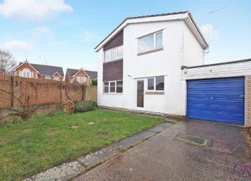 Thumbnail 3 bed detached house for sale in Glynrosa Road, Charlton Kings, Cheltenham