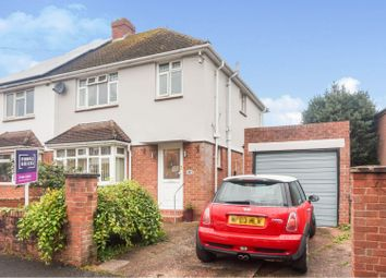 3 bed semi-detached house for sale in Stratford Avenue, Exeter EX4