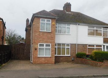 Thumbnail 3 bed semi-detached house to rent in Ditmas Avenue, Kempston, Bedford
