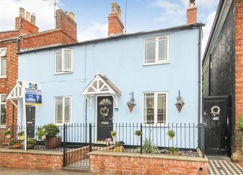 Thumbnail 2 bed semi-detached house for sale in Northampton Road, Brixworth, Northampton