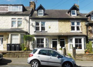 Thumbnail 4 bed terraced house for sale in North Lodge Avenue, Harrogate
