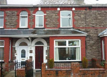 Thumbnail 2 bed terraced house for sale in Grove Terrace, Pontnewynydd, Pontypool