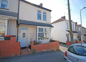 Thumbnail 2 bedroom terraced house for sale in Bay Fronted End Terrace, Redland Street, Newport