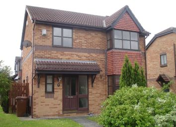 Thumbnail 4 bedroom detached house to rent in Glencourse Drive, Fulwood, Preston