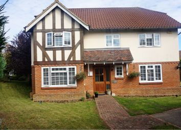 Thumbnail 4 bed detached house for sale in Fulmar Mews., Folkestone.