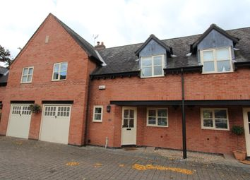 Thumbnail 3 bed mews house to rent in Queniborough Hall Drive, Queniborough, Leicester