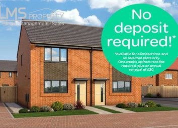 Thumbnail 2 bed semi-detached house to rent in Castlemilk Court, Woodford Grange, Winsford