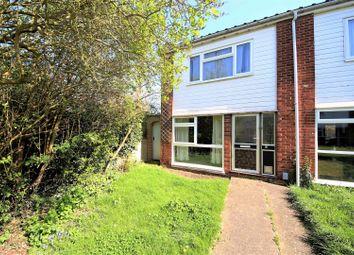 Thumbnail End terrace house for sale in Gainsborough Close, Cambridge