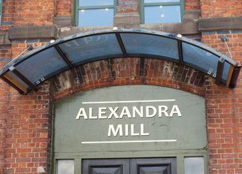 Thumbnail 1 bed flat to rent in Queen Street, Leek