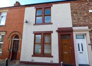Thumbnail 2 bed terraced house for sale in Richardson Street, Carlisle, Cumbria