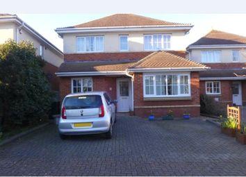 Thumbnail 4 bed detached house for sale in Henbest Close, Wimborne