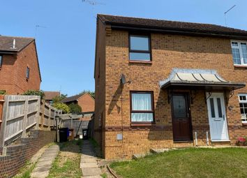 2 bed semi-detached house to rent in Rushy End, East Hunsbury, Northampton NN4