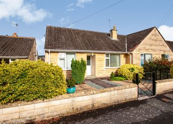 Thumbnail 2 bed bungalow for sale in Holcombe Close, Bathampton, Bath