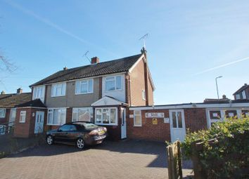 Thumbnail 4 bed semi-detached house for sale in Hughenden Avenue, High Wycombe