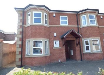 Thumbnail 1 bed flat for sale in Howard Court, Carlisle, Cumbria