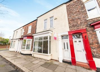 Thumbnail 2 bed terraced house for sale in Mansfield Avenue, Thornaby, Stockton-On-Tees