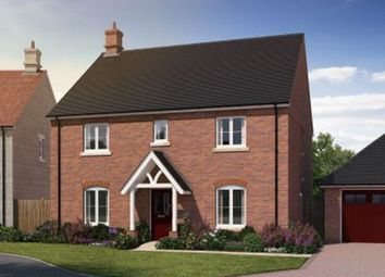 Thumbnail 4 bed detached house for sale in Hanney Road, Steventon, Oxfordshire