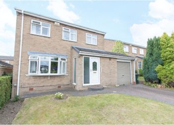 Thumbnail 4 bed detached house for sale in Green Rise, Rotherham