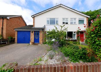 Thumbnail 3 bed semi-detached house for sale in Rothwells Close, Cholsey, Wallingford