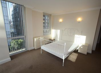 Thumbnail 2 bed flat to rent in Marina Point, Lanark Square, Canary Wharf, London