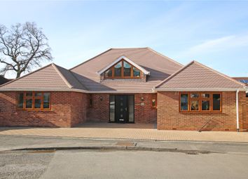 Thumbnail 6 bed detached house for sale in New Haw, Surrey