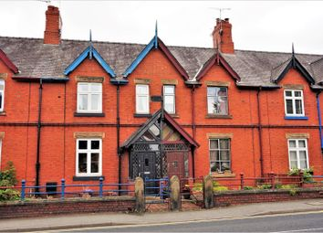 Thumbnail 3 bed terraced house for sale in High Street, Ruabon