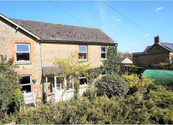 Thumbnail 3 bed semi-detached house for sale in Wheathill Lane, Milborne Port, Sherborne