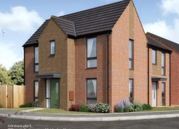 Thumbnail 2 bed semi-detached house for sale in Matlock Avenue, Telford, Shropshire