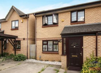 Thumbnail 3 bed semi-detached house for sale in Lamorna Close, London