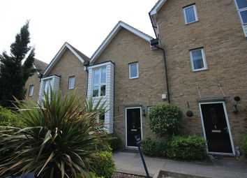 Thumbnail 3 bed terraced house for sale in Butterfly Crescent, Nash Mills Wharf, Hemel Hempstead