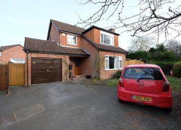 Thumbnail 4 bed detached house for sale in Woodpecker Drive, Marchwood
