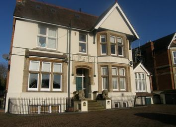 Thumbnail 4 bed flat to rent in Flat 8, 38 Warwick New Road, Leamington Spa