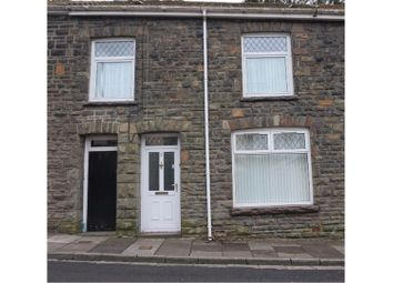 Thumbnail 3 bed terraced house for sale in Llanwonno Road, Aberdare